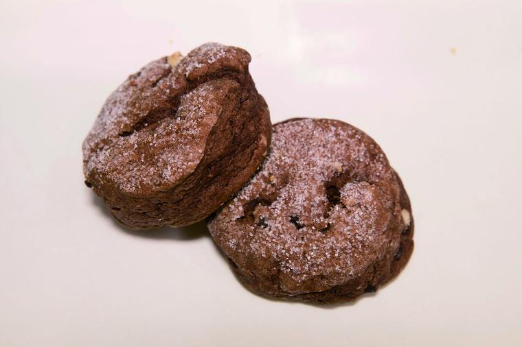 濃厚チョコスコーン1